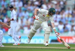 Australia's Steve Smith says he is happy for ony one test of the next Ashes series to be played under floodlights © AFP/File GLYN KIRK