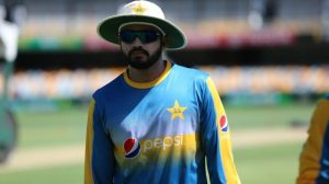 Azhar Ali aims to go into Australia series with World Cup in mind. PHOTO COURTESY: PCB
